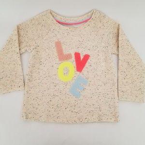 Nwt, Cat & Jack sweatshirt